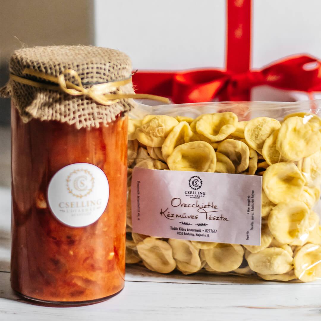 Cselling Pasta Box
